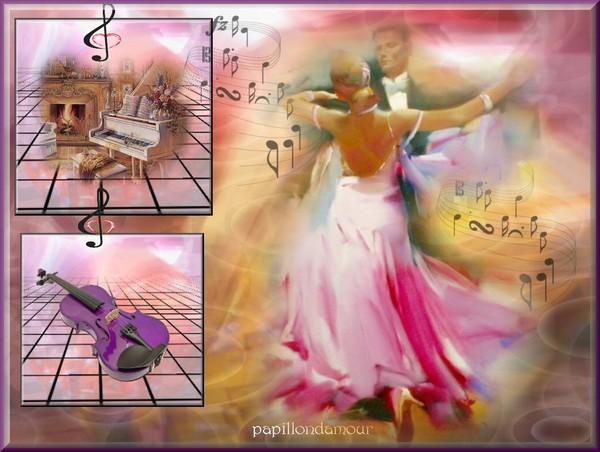 fonds d ecran danse ou musique